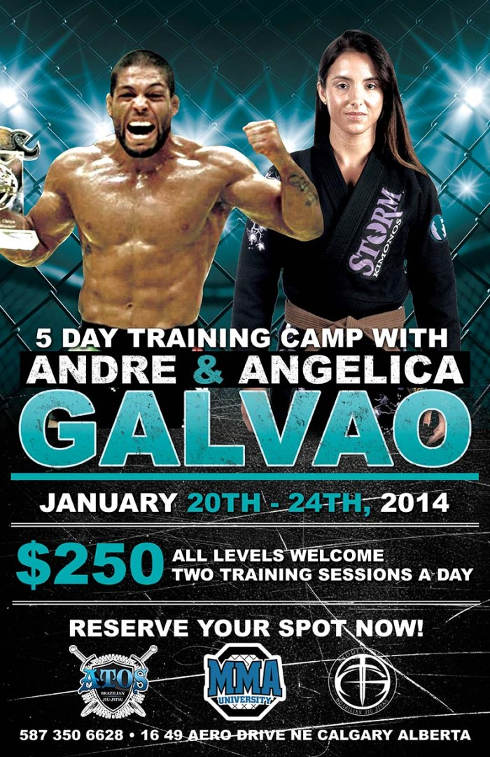 11x17 Galvao Training Camp